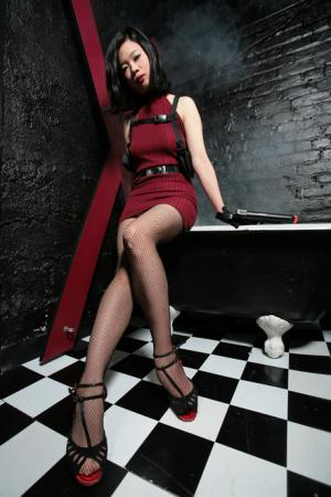 Ada Wong from Resident Evil 4 worn by Ada