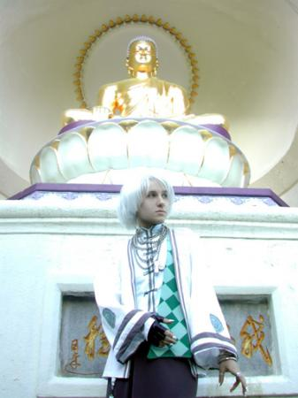 Calintz Jerevinan from Magna Carta: Phantom of Avalanche worn by Zan