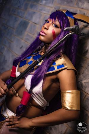 Nitocris from Fate/Grand Order by ChibiTifa
