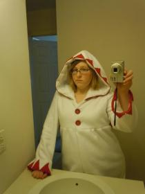 White Mage from Final Fantasy worn by BlueKudzu