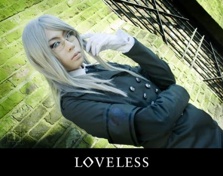 Agatsuma Soubi from Loveless