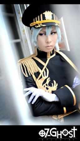 Ayanami from 07-Ghost