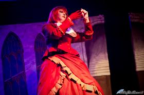 Madam Red from Black Butler worn by Cimorene
