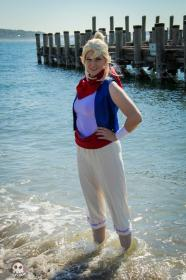 Tetra from Legend of Zelda: The Wind Waker worn by Cimorene