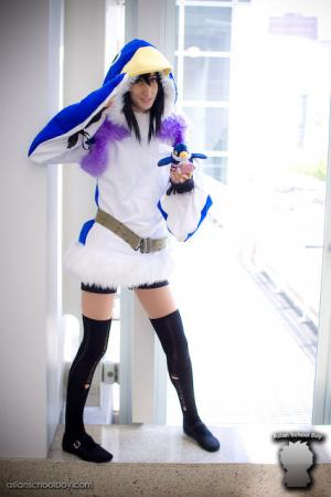 Asagi from Prinny: Can I Really Be the Hero?