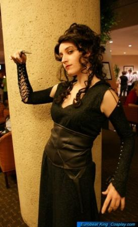 Bellatrix Lestrange  (Black)
