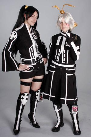 Lenalee (Rinali) Lee from D. Gray-Man worn by BluFireDragon667