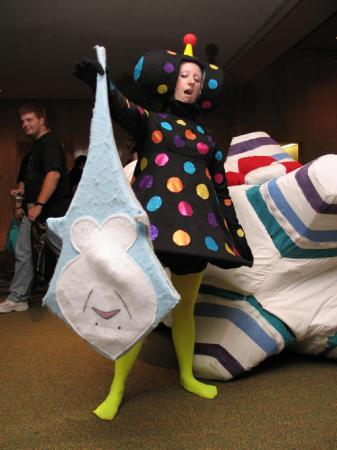 Dipp from Katamari Damacy worn by Imriela