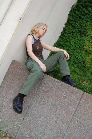 Kara Thrace / Starbuck from Battlestar Galactica