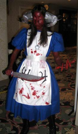 Alice from American McGee's Alice