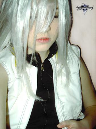 Riku from Kingdom Hearts 2 worn by Sora_no_Kokoro