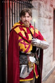 Godric Gryffindor from Harry Potter worn by Sketch