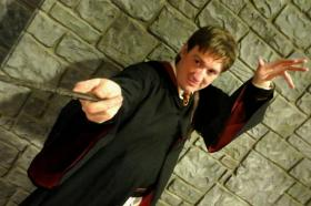 Gryffindor Student from Harry Potter worn by Sketch