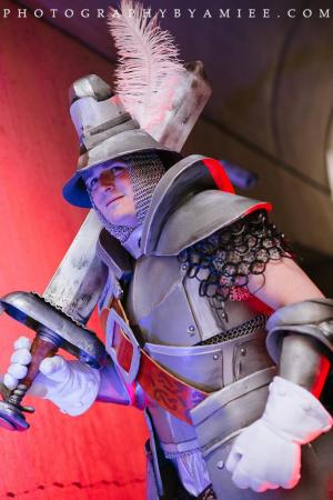 Adelbert Steiner from Final Fantasy IX worn by Sketch