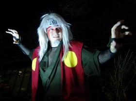 Jiraiya from Naruto worn by Sketch