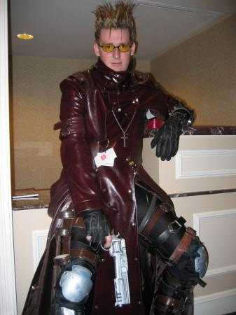 Vash the Stampede from Trigun worn by Sketch