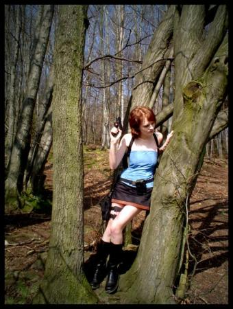 Jill Valentine from Resident Evil: Apocalypse