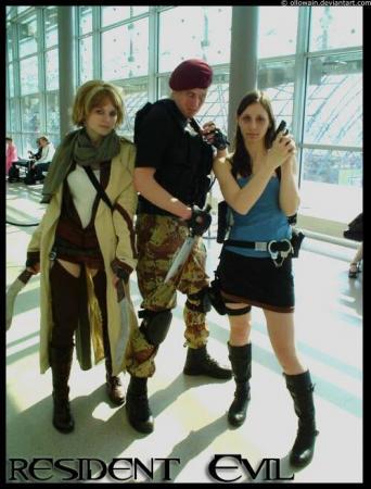 Alice from Resident Evil: Extinction