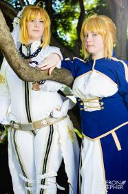 Saber from Fate/EXTRA CCC