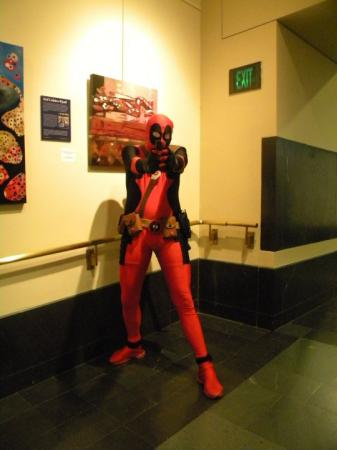 Deadpool from Marvel Comics