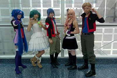 Klan Klan from Macross Frontier worn by Blanko