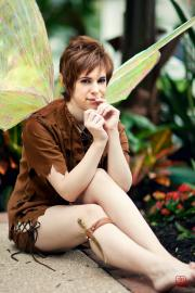 Tinkerbell from Hook worn by Blanko
