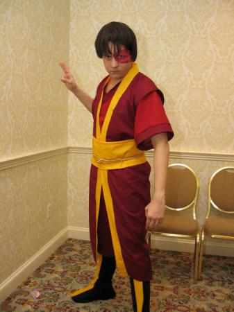 Zuko from Avatar: The Last Airbender (Worn by OrochiSerge)