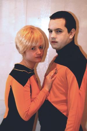 Data from Star Trek: The Next Generation