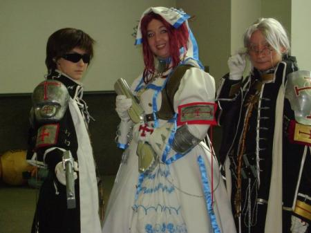Tres Iqus from Trinity Blood