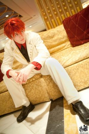 Battler Ushiromiya from Umineko no Naku Koro ni (Worn by shadownet752)