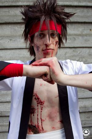 Sanosuke Sagara from Rurouni Kenshin worn by shadownet752