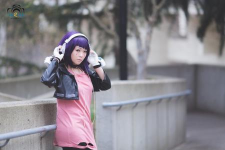 Jirou Kyouka from My Hero Academia
