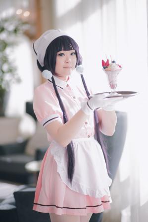 Maika Sakuranomiya from Blend S worn by Kuro Tsuki