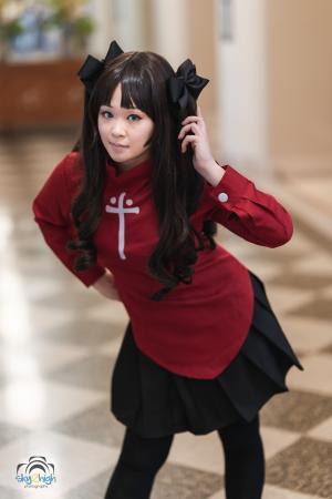 Rin Tohsaka from Fate/Stay Night worn by Kuro Tsuki