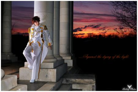 Suzaku Kururugi from Code Geass worn by Teca