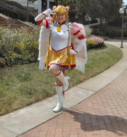 Eternal Sailor Moon from Sailor Moon Sailor Stars worn by Abbie