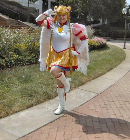 Eternal Sailor Moon from Sailor Moon Sailor Stars