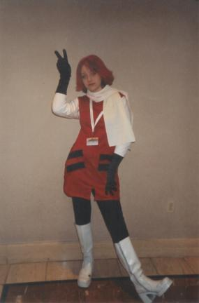 Haruko Haruhara from FLCL worn by ExileFayt