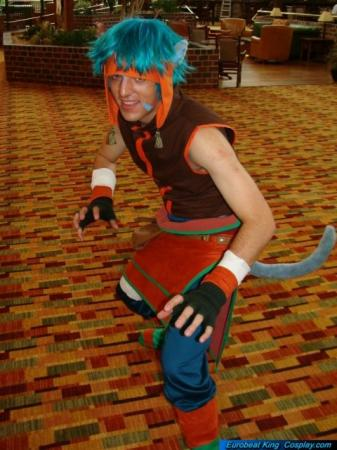 Ranulf from Fire Emblem: Path of Radiance worn by DeejKakashi