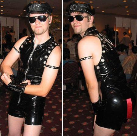 Razor Ramon Hard Gay from Bakuten