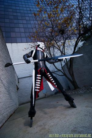 Izanagi from Persona 4 worn by Callisto