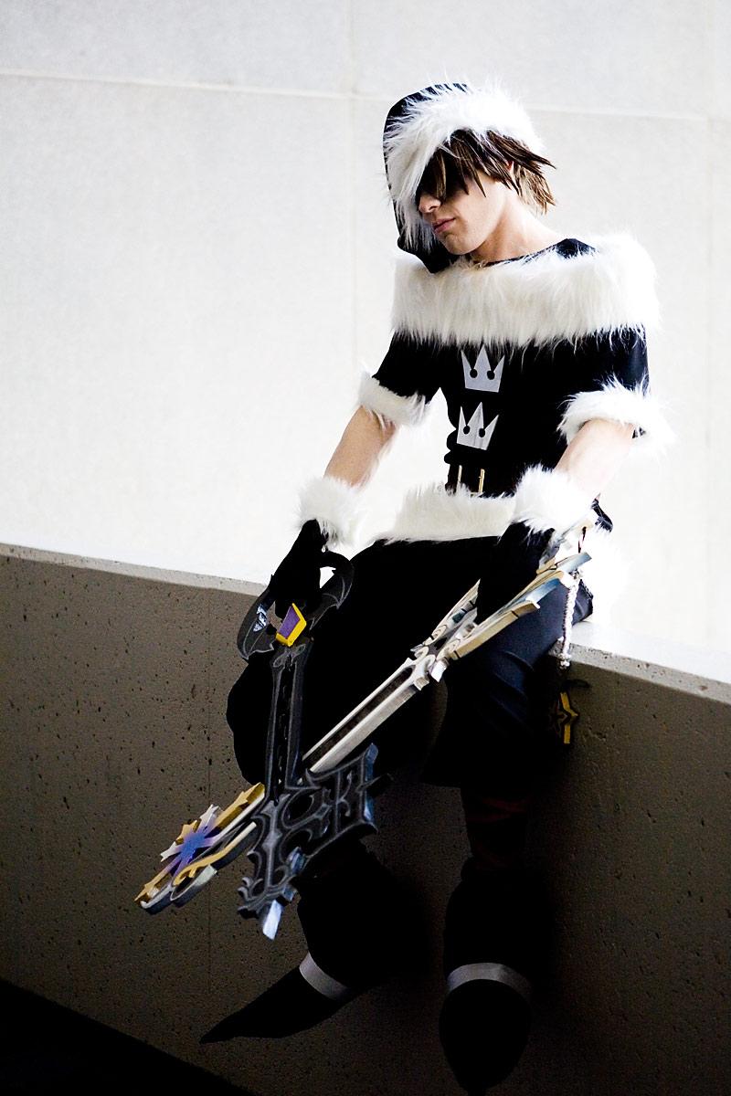 Kingdom Hearts Sora Halloween Town Costume.Sora Kingdom Hearts 2 By 4ng31 Acparadise Com