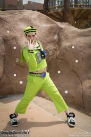 Josuke Higashikata from JoJolion worn by 4ng31