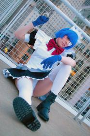 Ryomou Shimei from Ikki Tousen worn by 4ng31