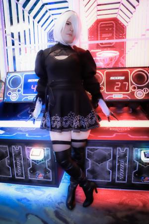 YoRHa No. 2 Model B / 2B from NieR: Automata worn by Callisto
