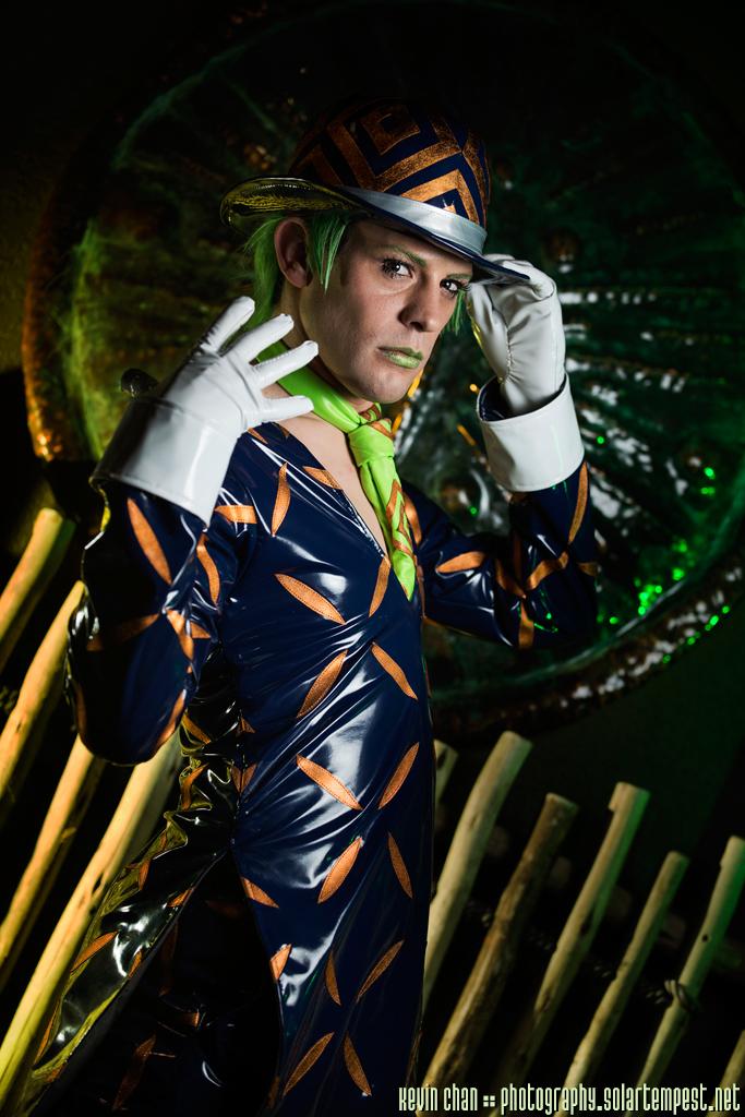 Yoshikage Kira Jojo S Bizarre Adventure By 4ng31 Acparadise Com