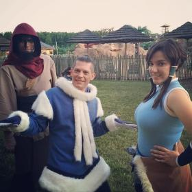 Sokka from Avatar: The Last Airbender worn by 4ng31