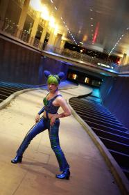Jolyne Kujo from Jojo's Bizarre Adventure worn by 4ng31