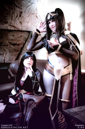 Tharja from Fire Emblem: Awakening worn by 4ng31