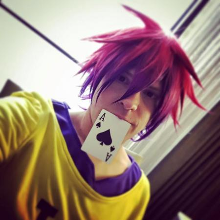 Sora from No Game No Life worn by 4ng31